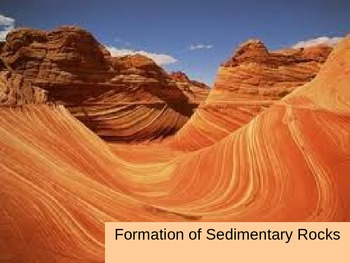 Formation of Sedimentary Rocks Power Point Presentation