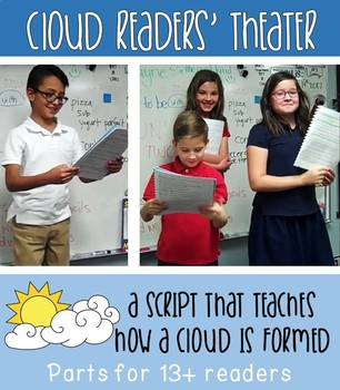Formation of a Cloud Readers' Theater