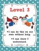 Levels of Understanding Posters & Rubrics | Superhero Classroom Decor Theme
