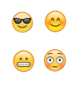 Formative Assessment Emoji Turn-in System