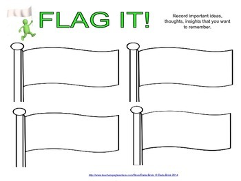 Formative Assessment: Flag It!