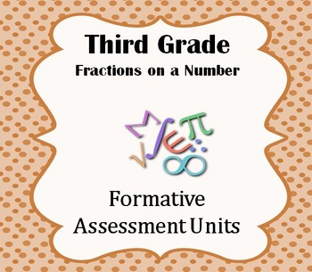 Formative Assessment Lesson: Fractions on a Number