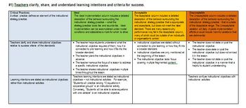 Formative Assessment Practices Part II - During Instruction
