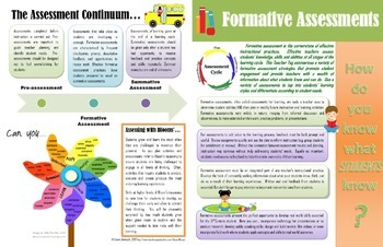 Formative Assessment Teacher Tag