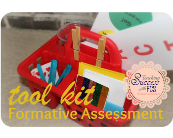 Formative Assessment Tool Kit