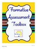 Formative Assessment Toolbox