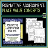 Formative Assessment Toolbox:  Place Value Grades 3-5