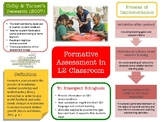 Formative Assessment in L2 Classroom