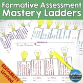 Formative Assessment Tracker - Mastery Ladders