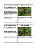 Formative Assessment on Biodiversity