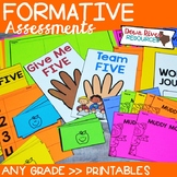 Formative Assessments for Any Subject | Exit Slips | Exit Tickets