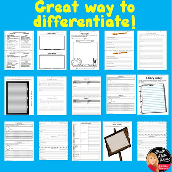 Formative Assessments for Any Subject (Google Drive & Print) #helpnorcal