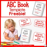 ABC Book Freebie