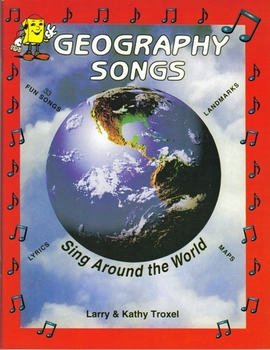 Former USSR Song MP3 from Geography Songs CD by Kathy Troxel / Audio Memory