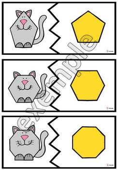 Formes: casse-têtes (chats)