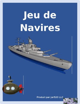 Couleurs et Formes (Colors and Shapes in French) Bataille navale Battleship game