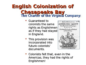 Forming Colonial America