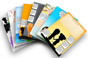 EYLF Forming Friendships Editable Pack