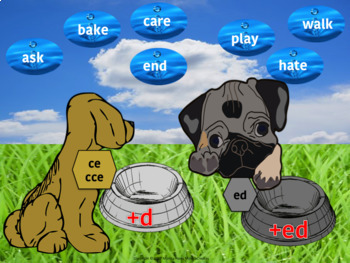 Past Tense Verbs: Animated PowerPoint LESSON PLAN + Activities.