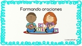 Forming Sentences in Spanish