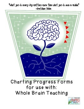Forms for Charting Progress with Whole Brain Teaching