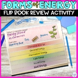 Forms of Energy Flip Book Review Activity