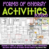 Forms of Energy Activities