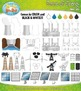 Forms of Energy Clip Art Set — Over 40 Graphics!