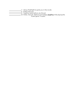 Forms of Energy Common Core Reading