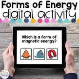 Forms of Energy - Digital Activity - Distance Learning for