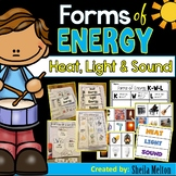 Forms of Energy (Heat, Light, Sound)