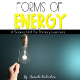 Forms of Energy: Heat, Light, and Sound