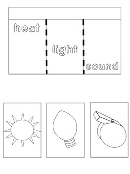 Forms of Energy Interactive Notebook