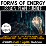 Forms of Energy Lesson Plan and Activity Bundle