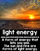 Forms of Energy Mini-Unit