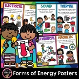 Forms of Energy Posters