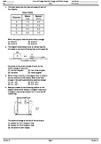 Forms of Energy, Potential Energy, and Kinetic Energy version B