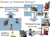 Forms of Energy Powerpoint (3rd - 5th grade)