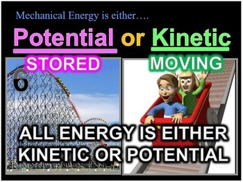 Forms of Energy Quiz