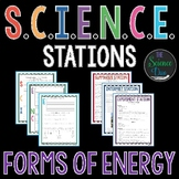 Forms of Energy - S.C.I.E.N.C.E. Stations
