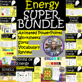 Forms of Energy SUPER BUNDLE Save 30%