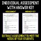 Forms of Energy Science Assessment - Distance Learning Compatible