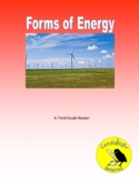 Forms of Energy - Science Informational Text - (SC.3.P.10.