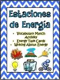 Forms of Energy Stations- Estaciones de Formas de Energia