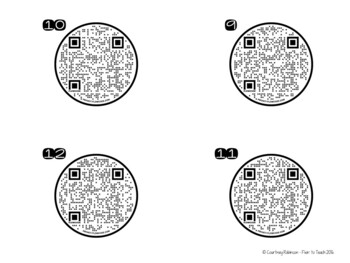Forms of Energy Task Cards {QR Code Answers}