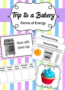 Forms of Energy Trip to a Bakery