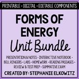 Forms of Energy Unit Bundle