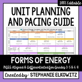 Forms of Energy Unit Planning Guide