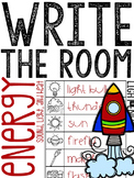 Forms of Energy Write the Room Activity