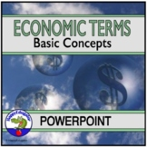 Basic Economic Terms PowerPoint
